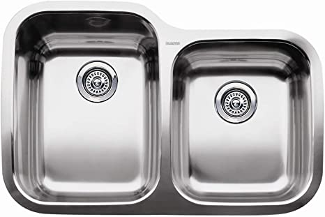 17 In Sink Bottom Grid For Select Blanco Supreme Sinks In Stainless St X 12 In Kitchen Dining Bar Home Garden