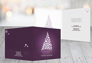 Standard Weihnachtsgrüße.Kartenparadies Grußkarte Weihnachten Grußkarte Spiegelbaum