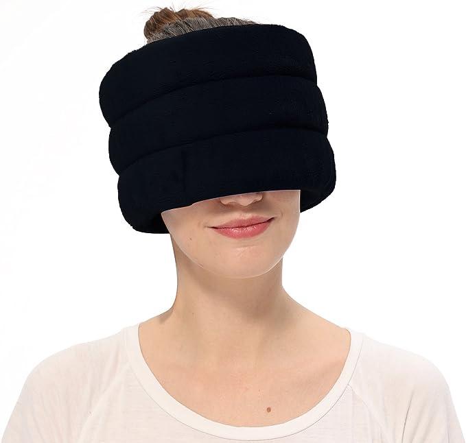 Aroma Season - Sombrero de microondas caliente y frío, alivio de ...