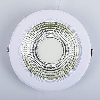 Proyector LED 15W30W40W50W luz de techo centro comercial downlight ...