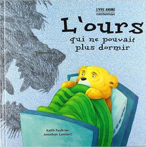 Lire un L'ours qui ne pouvait plus dormir epub pdf
