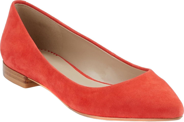 G.H. Bass & Co. Women's Kayla Pointed Toe Flat