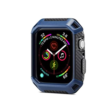 OuDu Funda for Apple Watch Series 4 (40mm), Carcasa TPU ...