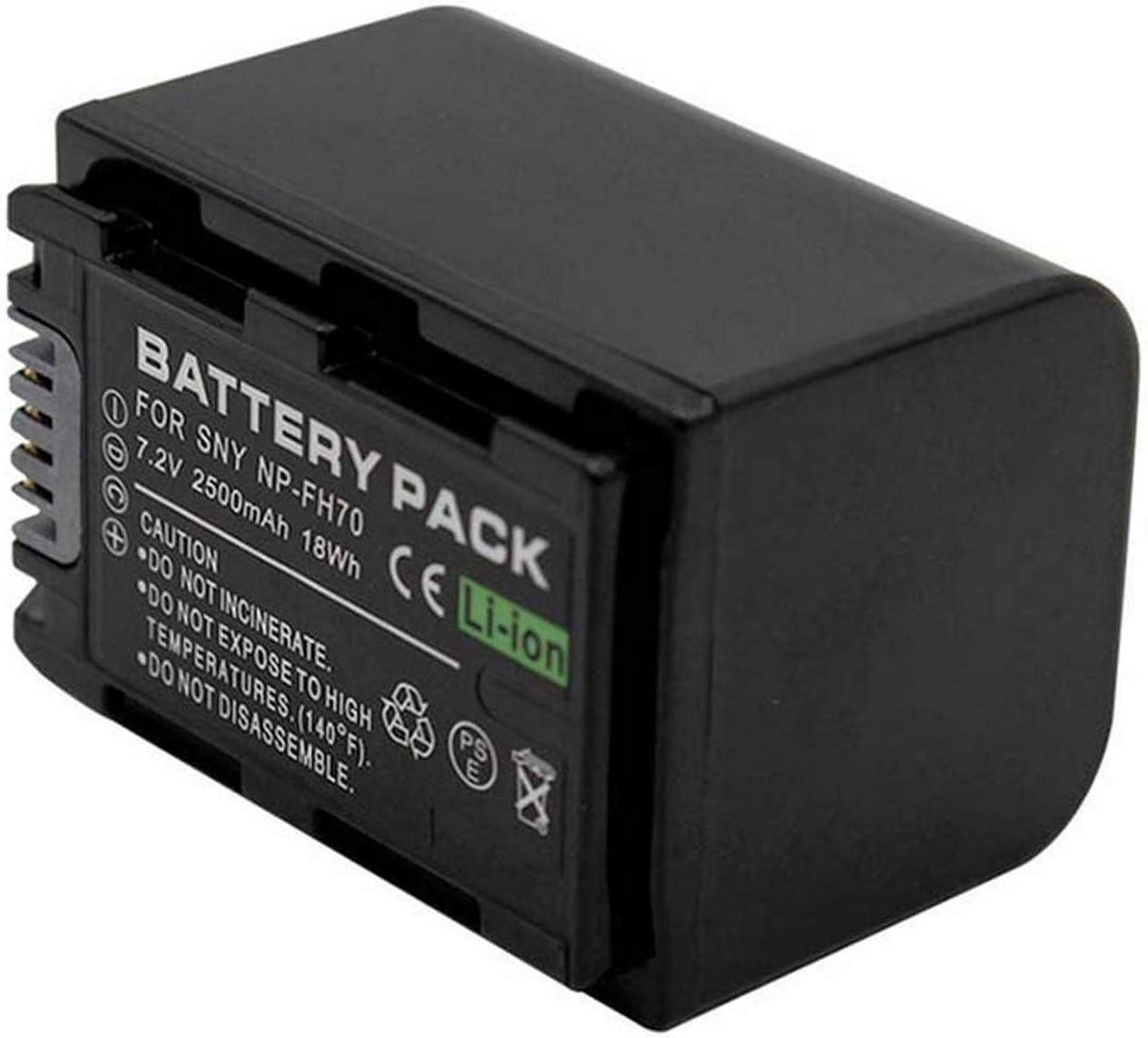 DCR-SR290 Battery Pack for Sony DCR-SR190 DCR-SR300 Handycam Camcorder