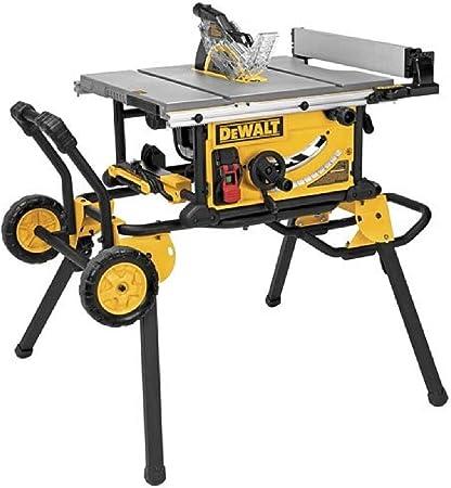 DEWALT (DWE7491RS) 10-Inch Table Saw(best table saw under 1000$)