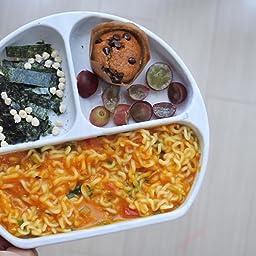Amazon Bumkins バンキンス 吸盤付きシリコンディッシュ 日本正規品 6ヵ月 レッド Gd Red ベビー食器セット ベビー マタニティ 通販