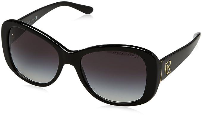 Ralph Lauren 0Rl8144, Gafas de Sol para Mujer, Negro (Black ...