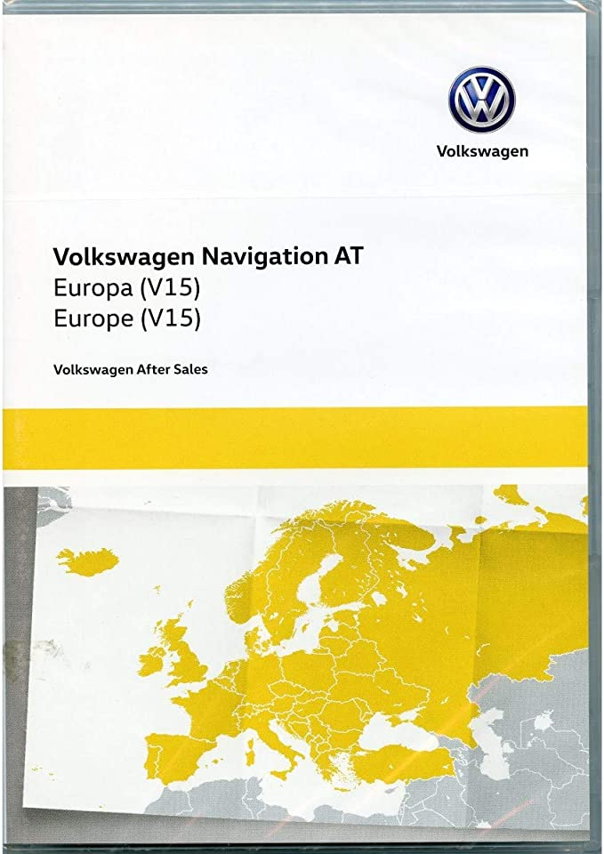 5g0919866ak Map Data Sd Card Europe V15 Navi Update Navigation System Discover Media Only System At Generation 1 Pr Code 7re Only Auto