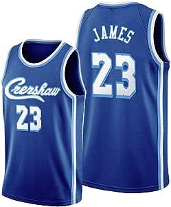 Lebron Raymone James # 23, Los Angeles Lakers, Traje de Baloncesto Camiseta de Entrenamiento ...