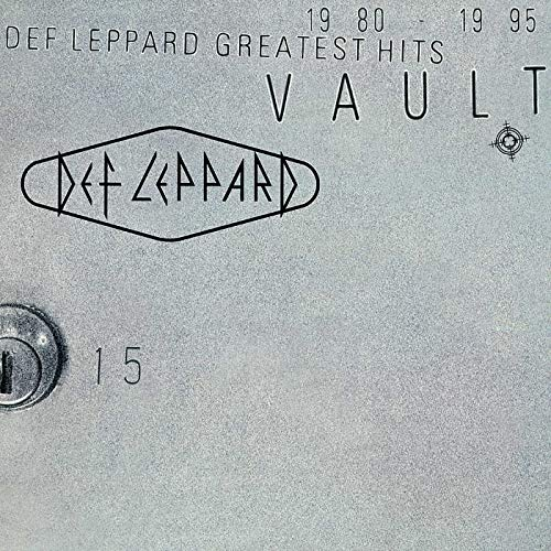Vault: Def Leppard Greatest Hits (1980-1995) [2 LP] (Rock And Roll Hall Of Fame Facts)