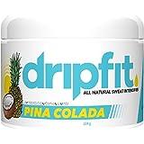 Drip Fit - 8oz Cream - 100% Natural Sweat Intensifier (Pina Colada)