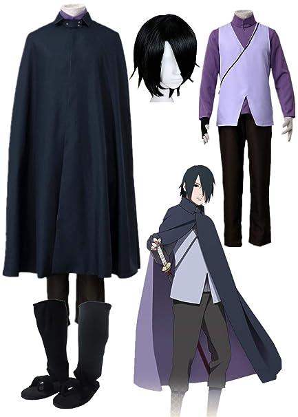 Amazoncom Youyi Us Size Boruto Uchiha Sasuke Halloween