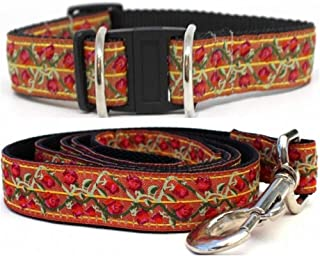 product image for Diva-Dog 'Bombay Dog Collar with Safety Buckle