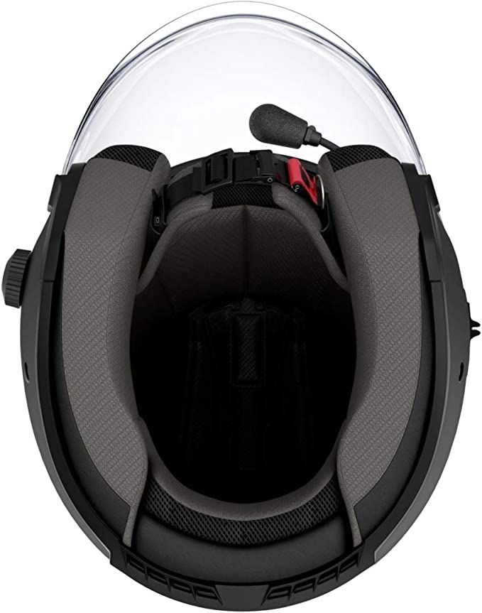 M Schwarz Sena Jethelm /& Bluetooth Headset Econo 160105