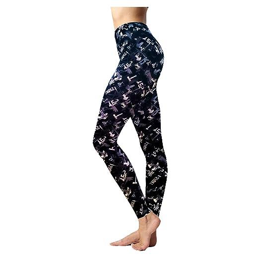 f83587832c667c Women's High Waist Leggings 1/2 Pack - Yoga Pants Tummy Control Slimming  Booty Leggings