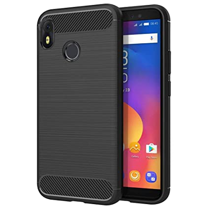 new arrival 5e54d 3d461 CareFone Soft TPU Back Cover for Infinix Hot S3: Amazon.in: Electronics