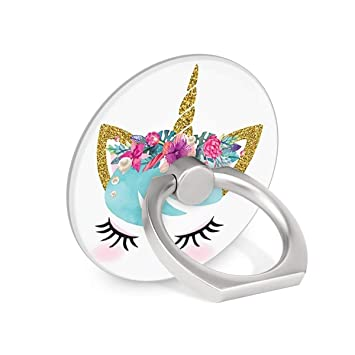 Sparkly Unicorn Ring