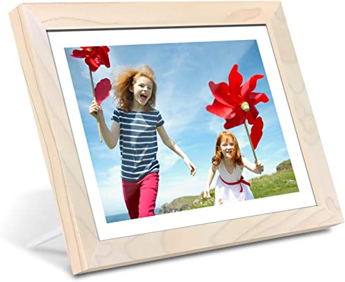 AEEZO WiFi Digital Picture Frame 10.1 inch 1280×800 IPS Touch Screen Cloud Photo Frame