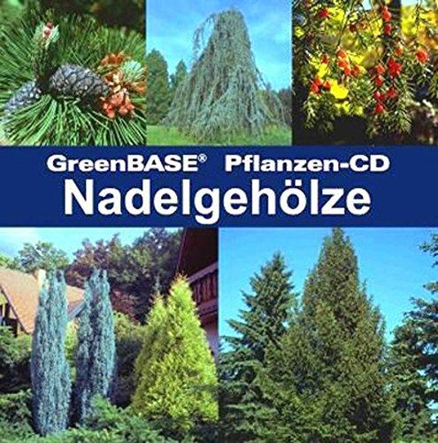 Nadelgehölze: GreenBASE-Pflanzen-CD