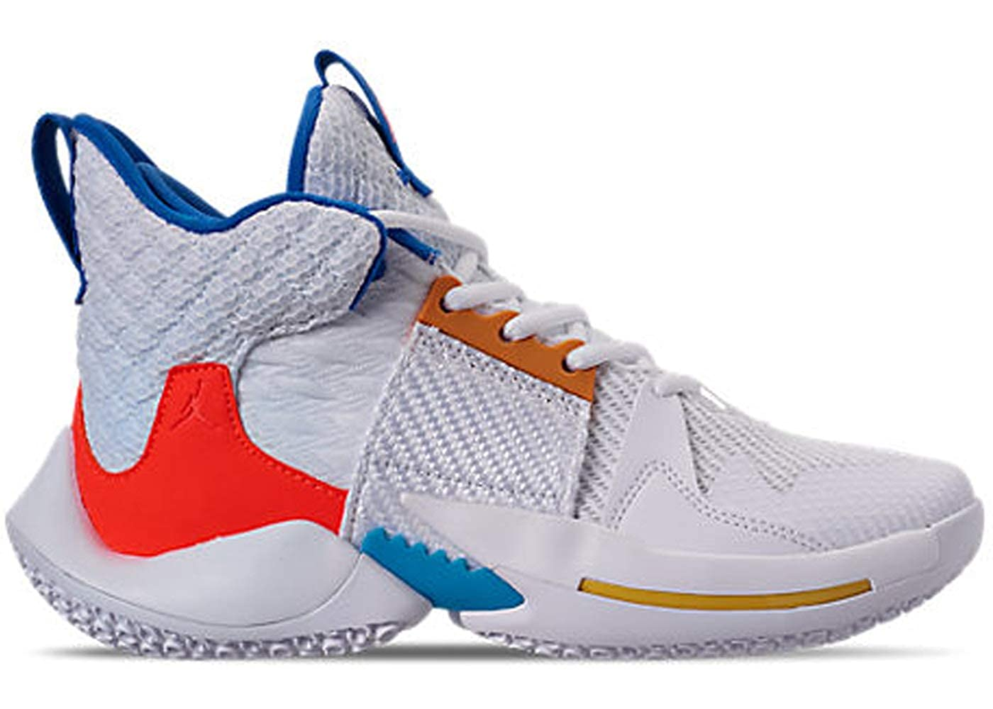 Jordan Why Not Zer0.2 GS, Zapatillas de Baloncesto para Niños ...