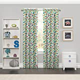 Best  - Eclipse Dippy Dinos Blackout Window Curtain Panel, 42 Review