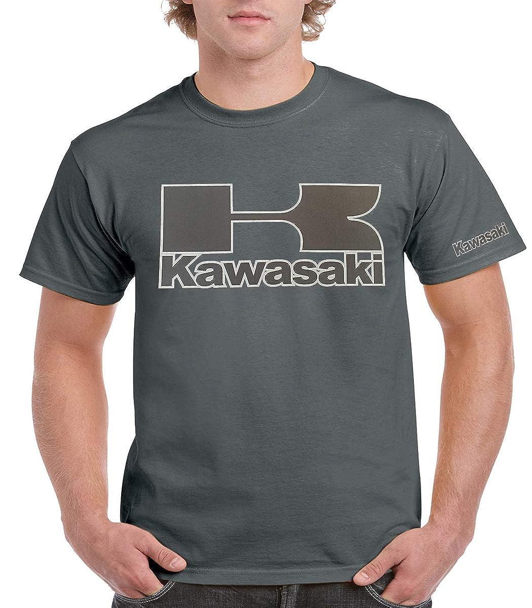 Streetbikes Dirtbikes Ninja ATV 5X, Black Kawasaki Motorcycle T-Shirt Kawasaki Shirt