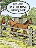 Best Dover Publications Horse Toys - My Horse Coloring Book by John Green (1994-04-26) Review