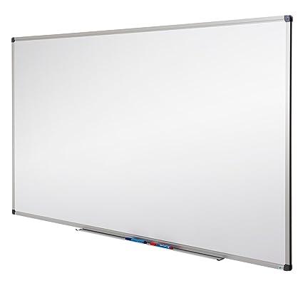Master of Boards - Pizarra blanca magnética, borrado en seco ...