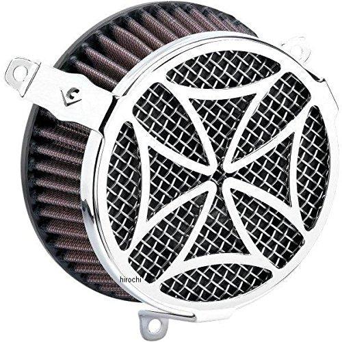 コブラ COBRA エアクリーナーキット クロス クローム 10年以降 VT1300 1010-1267 06-0133-02   B01LZBIU4X