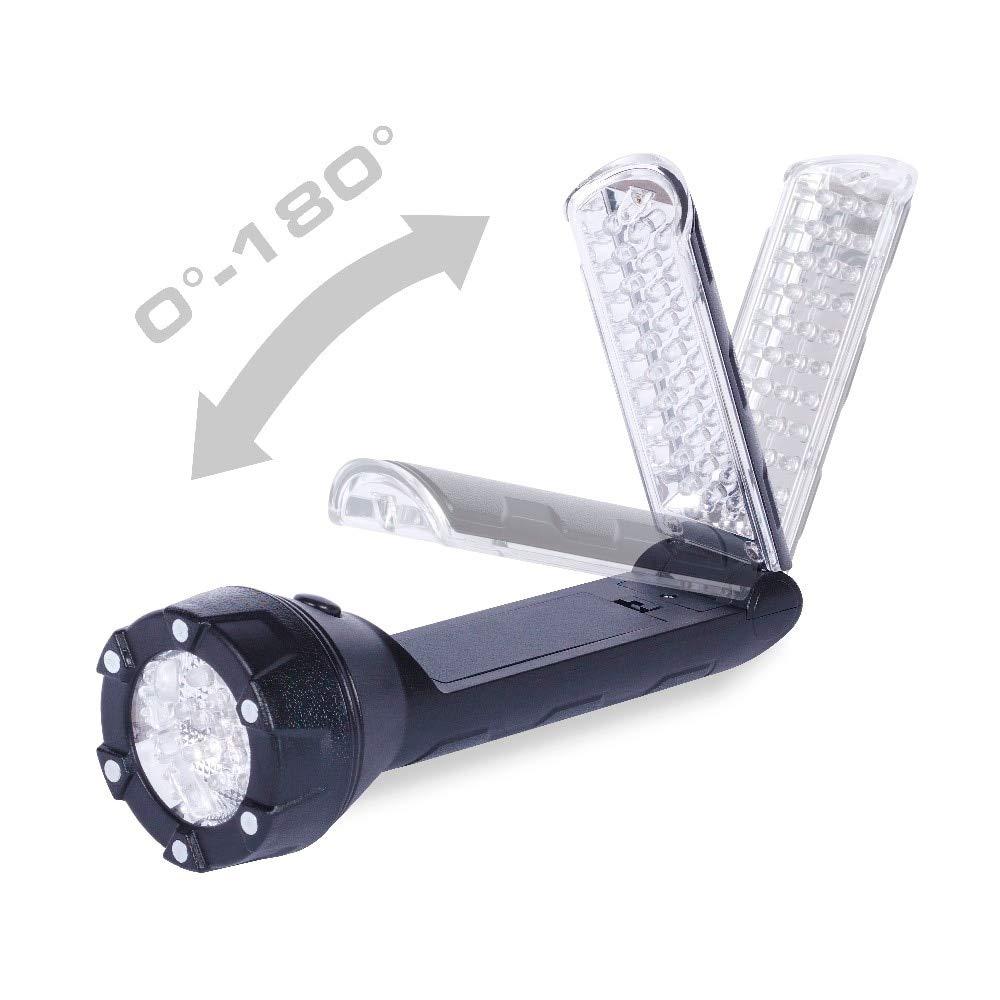 Everbrite LED-Taschenlampe, 300 Lumen, multifunktional, Taschenlampe