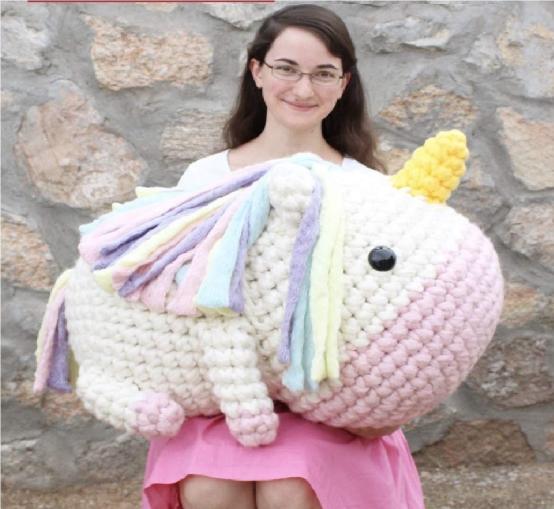 Premier Yarns Bubbles The Unicorn Kit (28 Skeins)