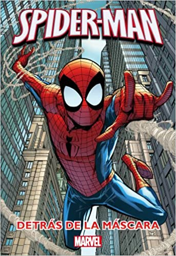 Spider-Man. Detrás de la máscara: Marvel: 9788415343653: Amazon.com: Books