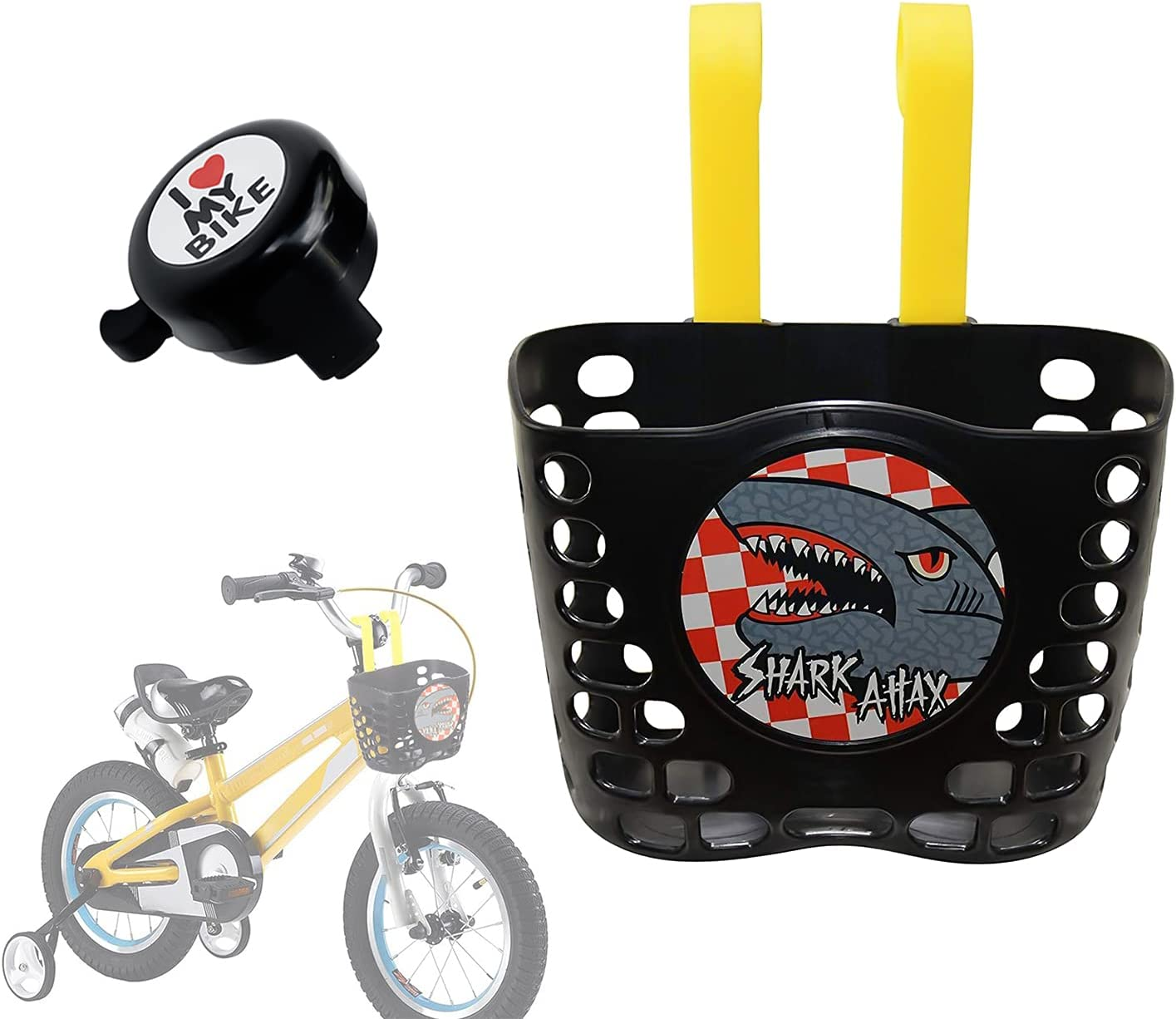 Details about  /Accessories Bells Alarm Bicycle Cycling Durable Handlebar High Quality
