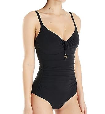 8fd9f6a4b3 Chantelle Swim - Maillot de bain une pièce Chantelle EIVISSA noir:  Amazon.fr: Vêtements et accessoires