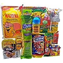 Deluxe Mexican Snack Pack (23 Count) | Gift Care Package for Home, School, Office | Custom Giftwrap …