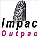 Schwalbe Reifen Impac Outpac BS103, Schwarz, 20 x 2.0 Zoll, 1402076000