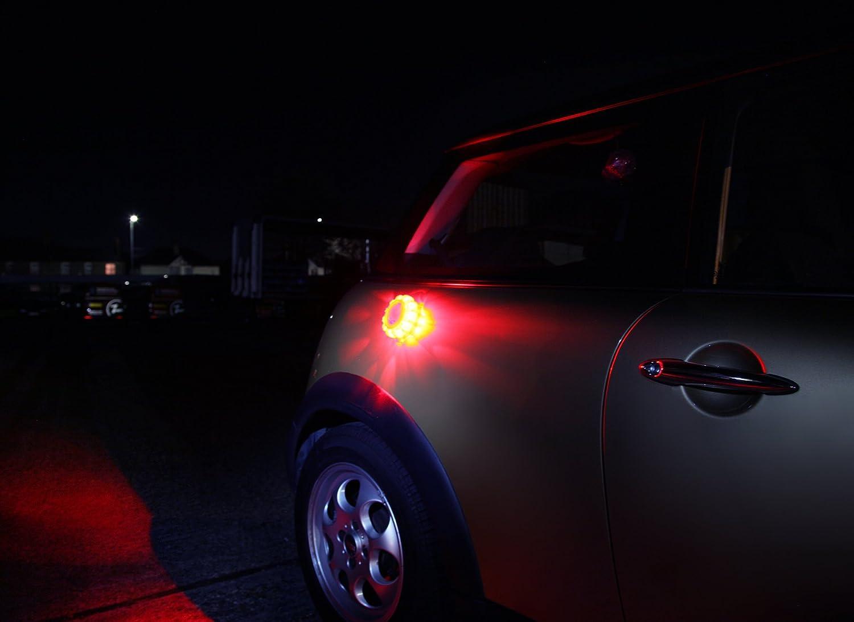 Amazon.es: Nordstrand Camino Llamarada Emergencia LED Luz Parpadeante Señal de Advertencia Faro con Base Magnética - Paquete de 3 con Bolsa de ...