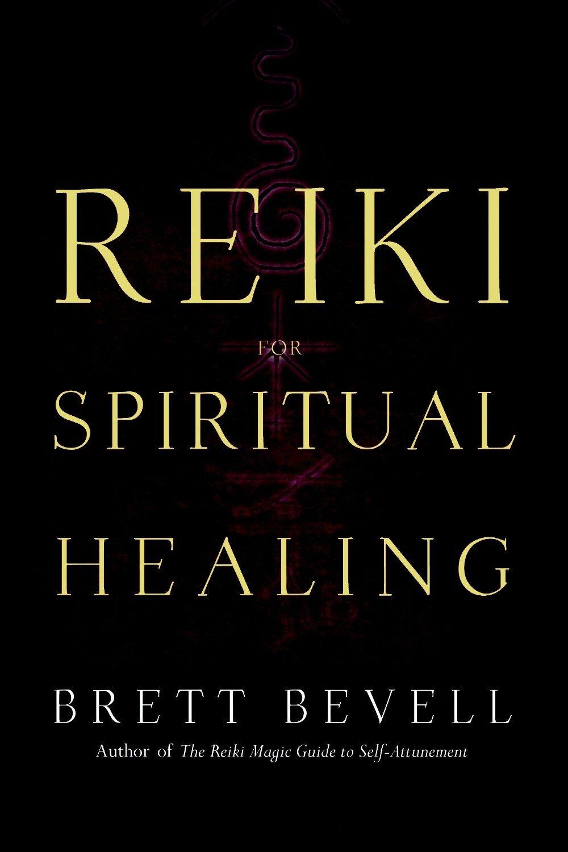 Reiki for Spiritual Healing book