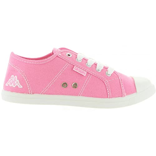 timeless design a62c6 10b3d Kappa Boy and Girl Trainers 303JAG0 KEYSY 910 Pink Size 31 ...