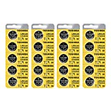 CE - Toshiba CR2032 3 Volt Lithium Coin Battery (4 Packs of 5)