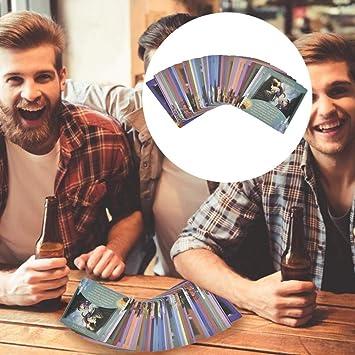 AIMERKUP Tarjeta de juego de mesa Tarot Family Gathering Party - 44PCS gorgeously: Amazon.es: Bricolaje y herramientas