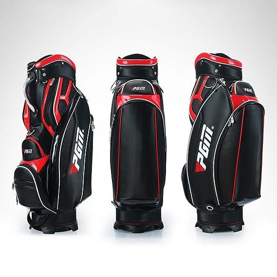 PGM Golf bolsa de soporte - -- sintética bolsa de palos de ...