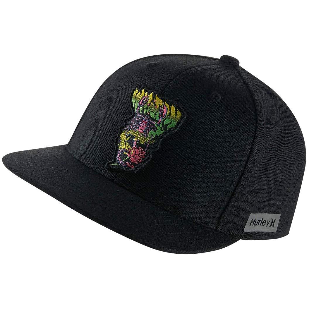 Hurley Mens Team Pro Snapback Hat