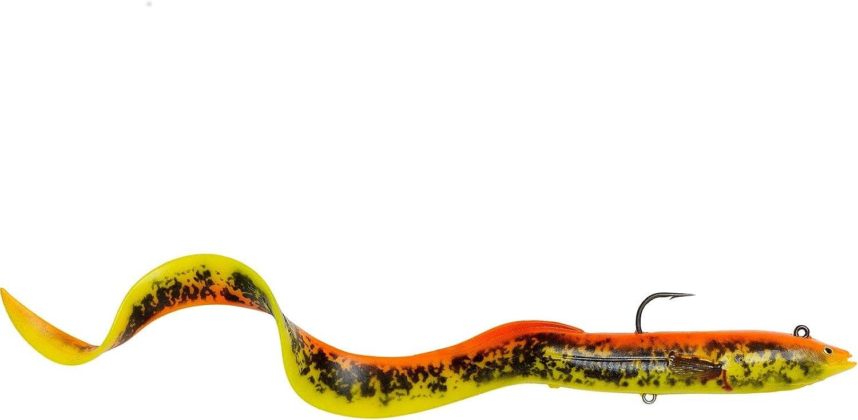 Savage Gear 4D Real EEL PHP Ready to Fish 20 cm 30 cm Gummifisch Gummik/öder