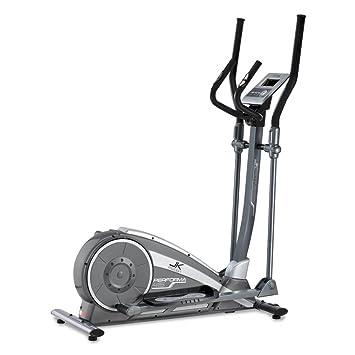 JK FITNESS – Bicicleta estática elíptica JK Fitness Performa 415 magnético receptor Cardio Polar
