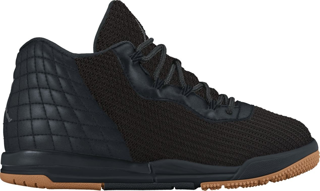 d845b47558a5d4 Nike Jordan Academy Bp - black anthracite-gum med brown  Amazon.de  Sport    Freizeit