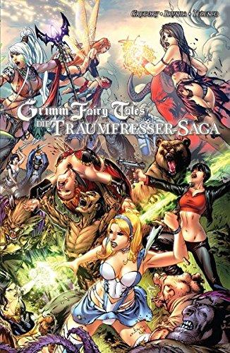 Grimm's Fairy Tales: Die Traumfresser-Saga, Bd. 1