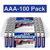 ACDelco AAA Batteries, Alkaline - ASIN (B009PPR5OU)