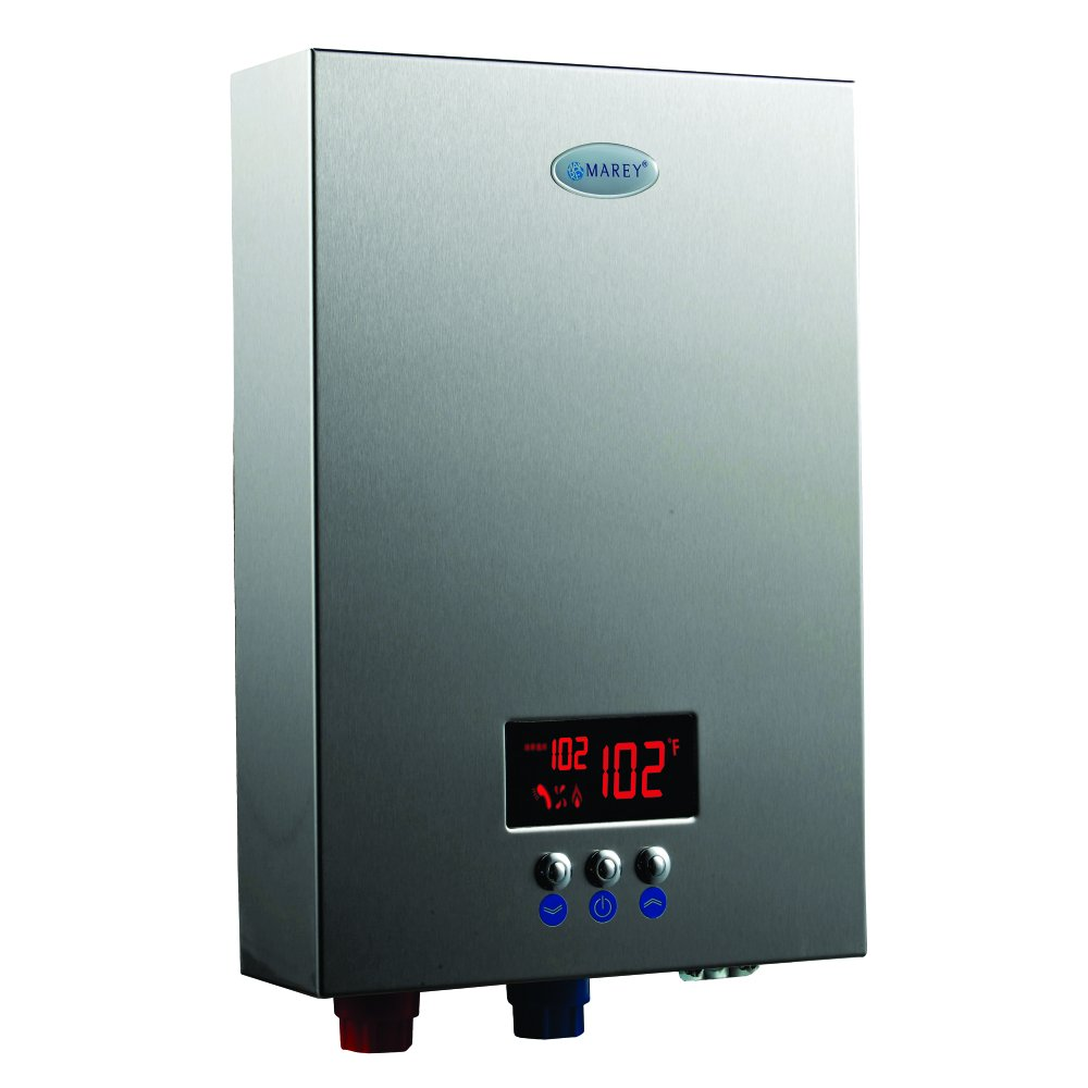 Marey ECO180 18kW 4.4 gpm 220V Self-Modulating Multiple Points of ...
