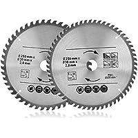 Cirkelsågblad sågblad sågklinga cirkelsågblad 250 mm 48T och 60T TCT sågblad 30 mm hål